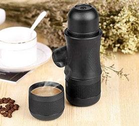 Choisir sa machine à café portable