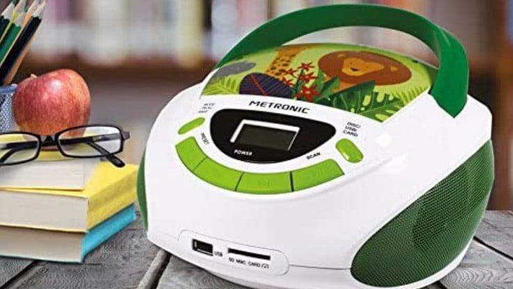 Comparatif meilleur lecteur cd enfant
