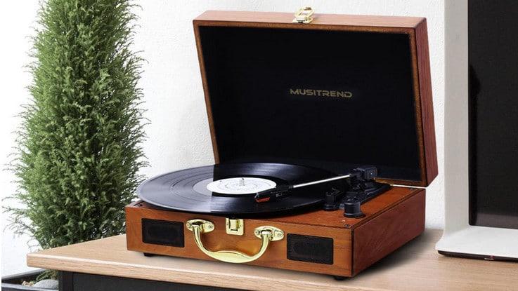Comparatif meilleur tourne-disque vintage