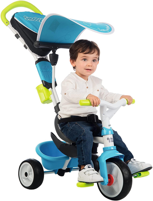 tricycle évolutif Smoby Baby Driver Confort 741200