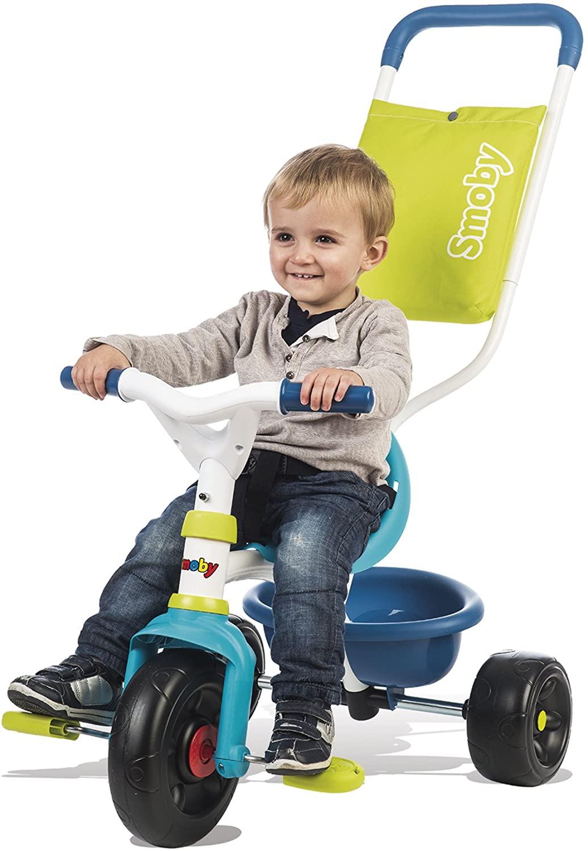 tricycle évolutif Smoby Be Fun Confort 470405
