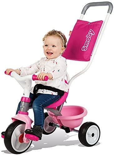 tricycle évolutif Smoby Be More Confort 740404