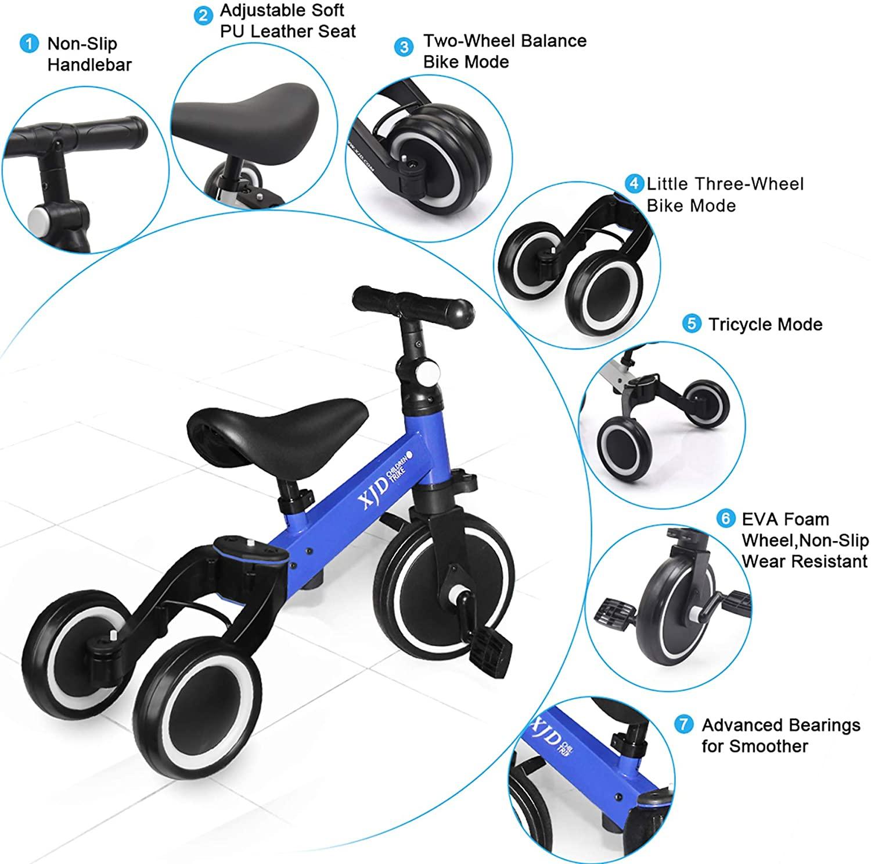 tricycle évolutif XJD