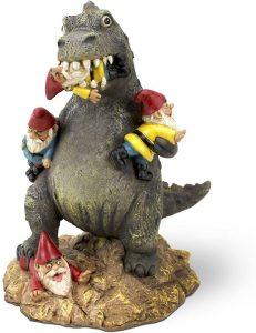 Nain de jardin dinosaure BigMouth