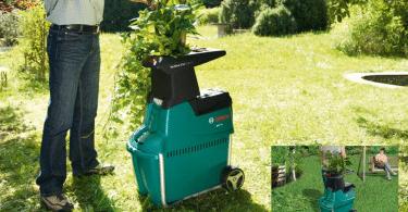 Comparatif pour choisir le meilleur broyeur de végétaux pour faire du paillage