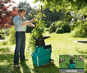 Test et avis sur le broyeur de végétaux pour faire du paillage Bosch AXT 25 TC