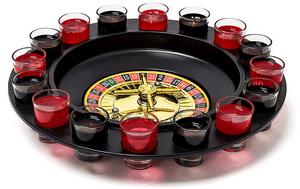 Test et avis sur le jeu à boire Roulette