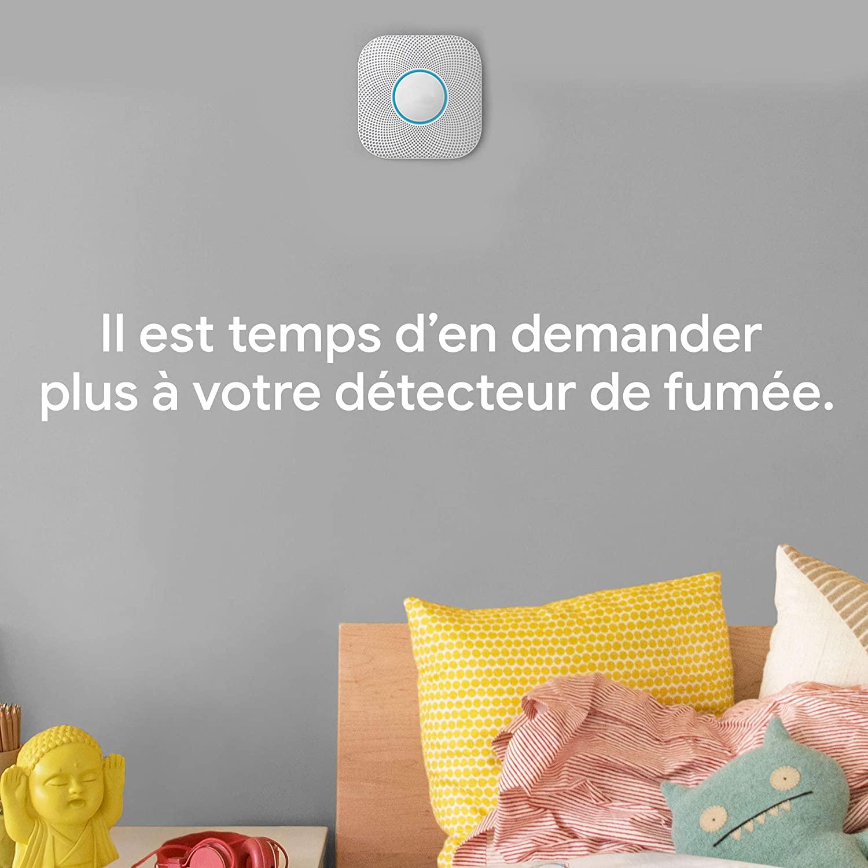 Google Nest Protect 2ème Génération